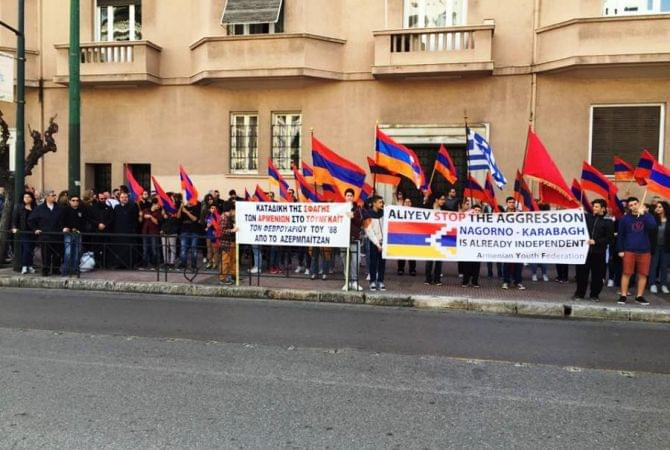 four-day-war-azerbaijan-attacks-artsakh-nagorno-karabakh-protest-in-greece